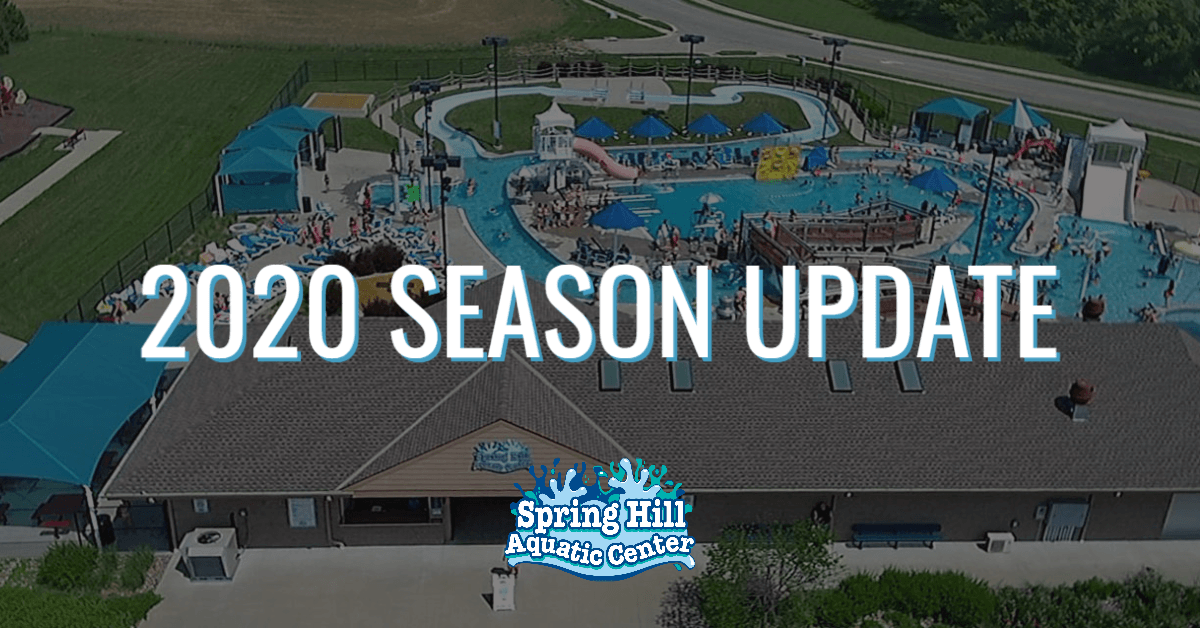 Aquatic Center update